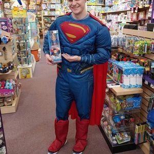 Superman Adult Costume